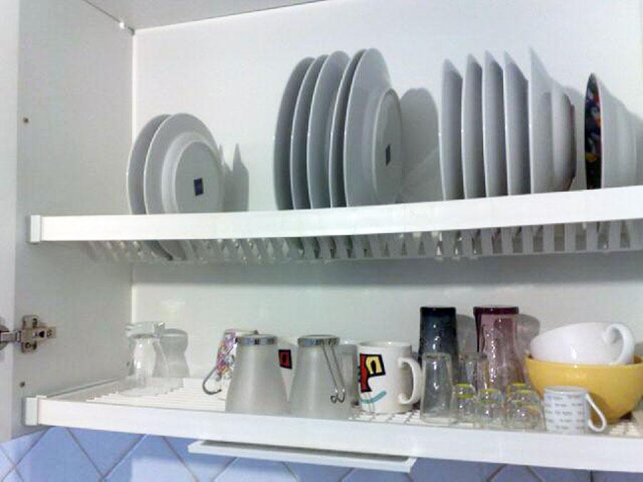 Cocinas en tenerife a medida tenerife abc - Escurreplatos para muebles de cocina ...