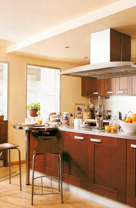 Sedia soggiorno braccioli legno komaki muebles de cocina - Como limpiar muebles de madera de cocina ...
