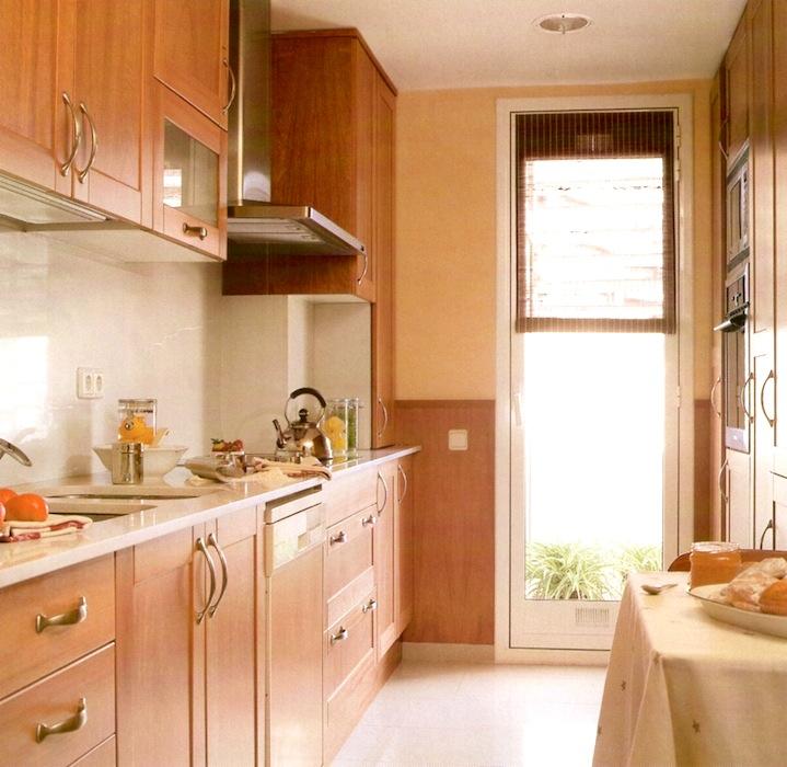 Cocinas y muebles de ba o de madera en tenerife a medida - Muebles de cocina tenerife ...