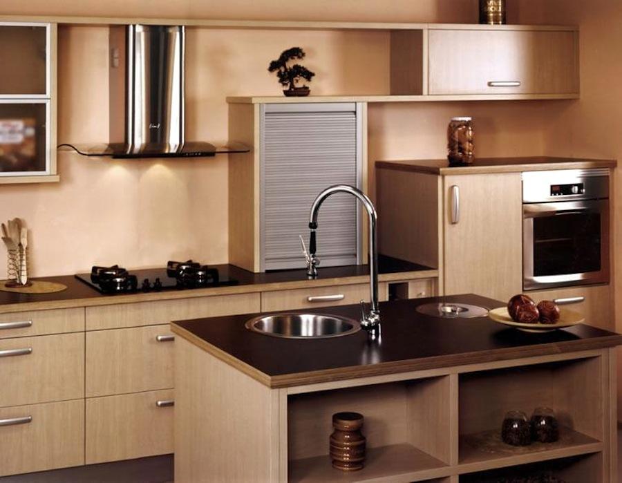 Fantástico Muebles De Cocina Marina Ornamento - Ideas de Decoración ...